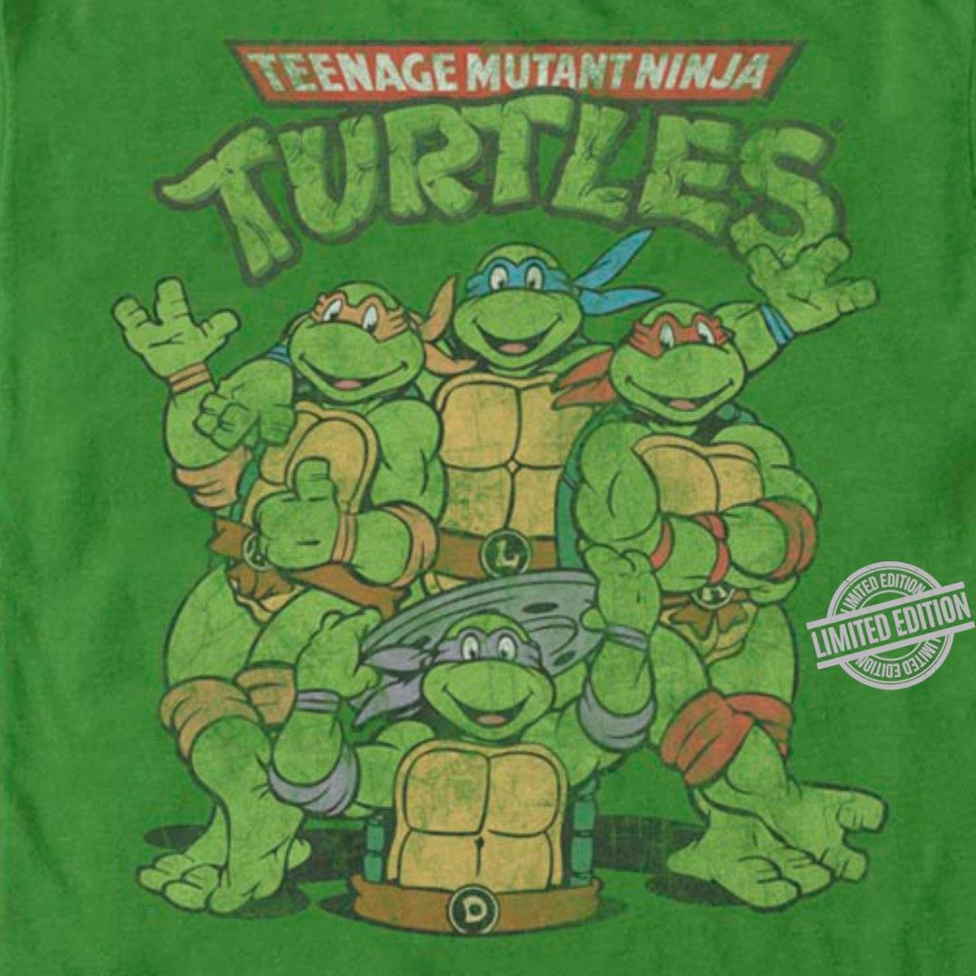Teenage Mutant Ninja Turtles Shirt